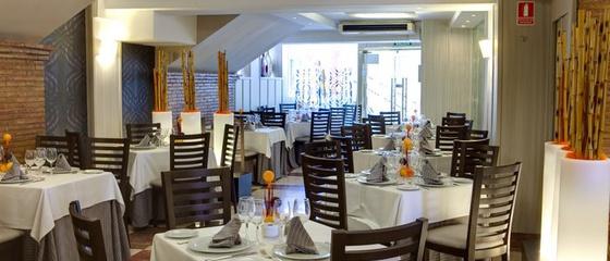 Restaurants Torreluz Centro Hotel