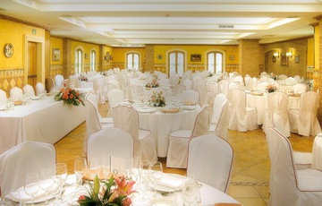 Andalucia meeting room Torreluz Centro Hotel